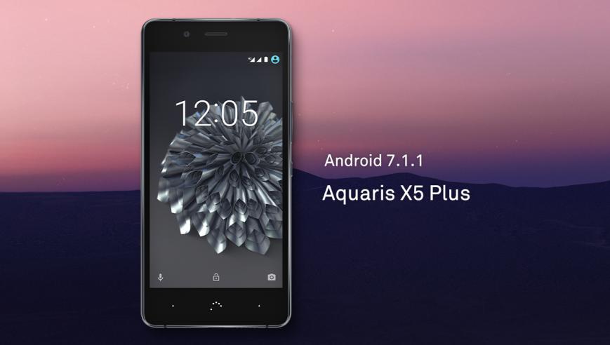 BQ обновляет смартфоны до Andrоid 7.1.1 Nougat
