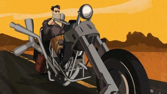 Ремастер Full Throttle поступит в продажу 18 апреля этого года