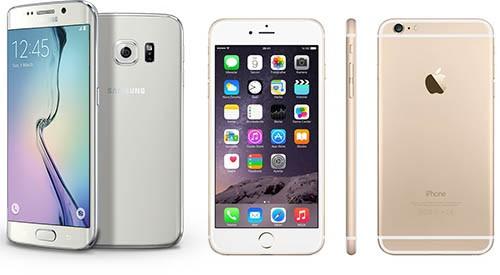 Россия вышла на первое место на рынке смартфонов в регионе EMEA
