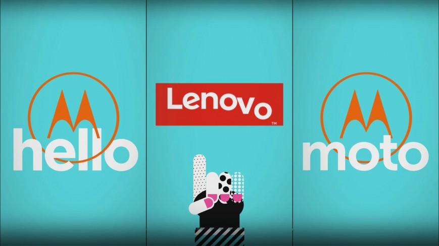 Lenovo отказывается от смартфонов под своим брендом в пользу Motorola