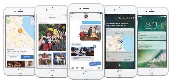 Apple выпустила первую бету iOS 10.3.2