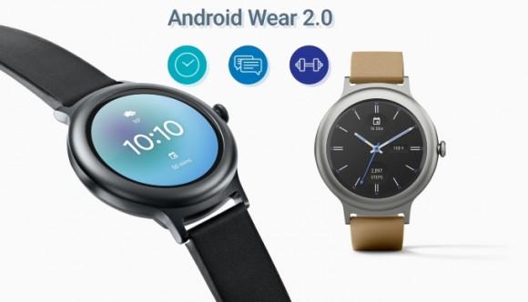 Три модели смарт-часов начали обновляться до Android Wear 2.0