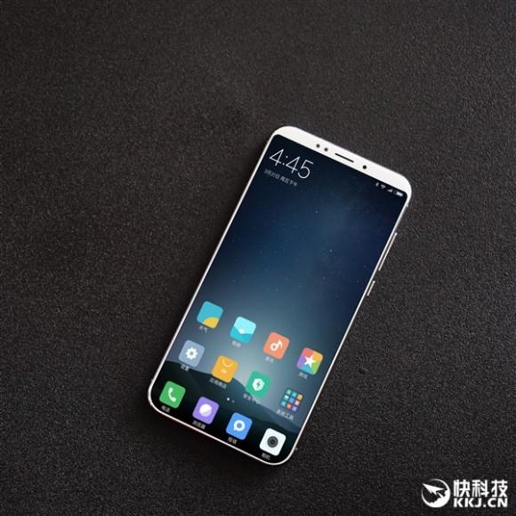 Флагманский Xiaomi Mi 6 показался на новых фото