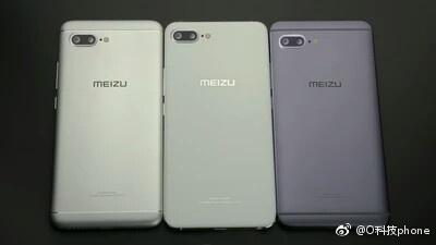 Первый смартфон Meizu с двойной камерой показался на фото
