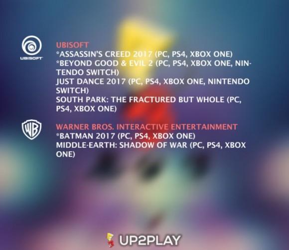 Beyond Good & Evil 2 и нового Batman'а могут показать на E3 2017