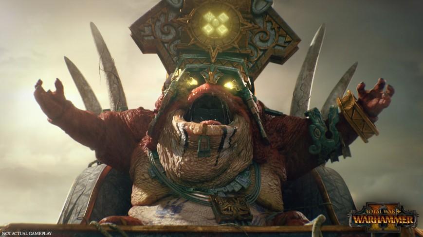 Анонсирована Total War: Warhammer II