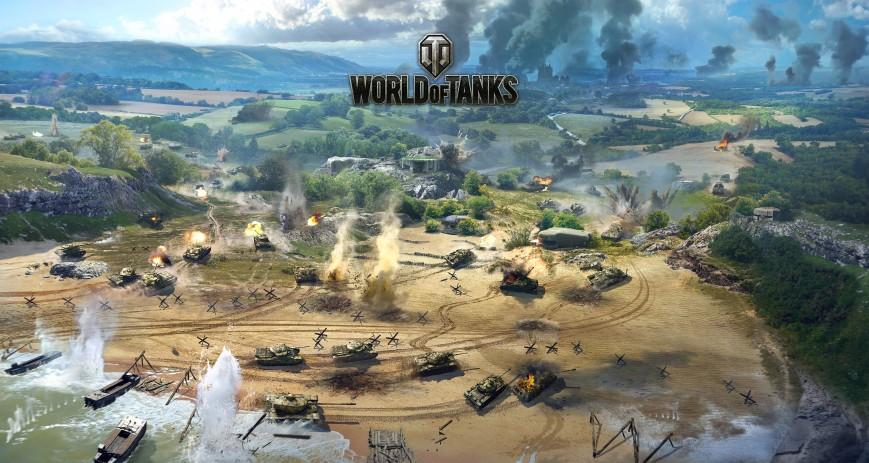 В World of Tanks появится игровой режим Линия фронта»