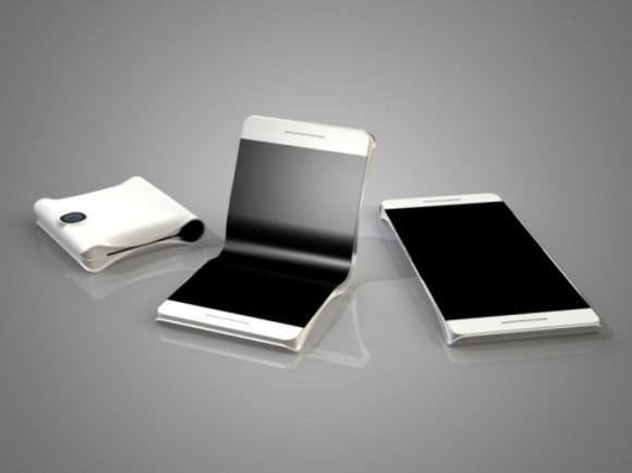 Samsung тестирует двухэкранный прототип Galaxy X