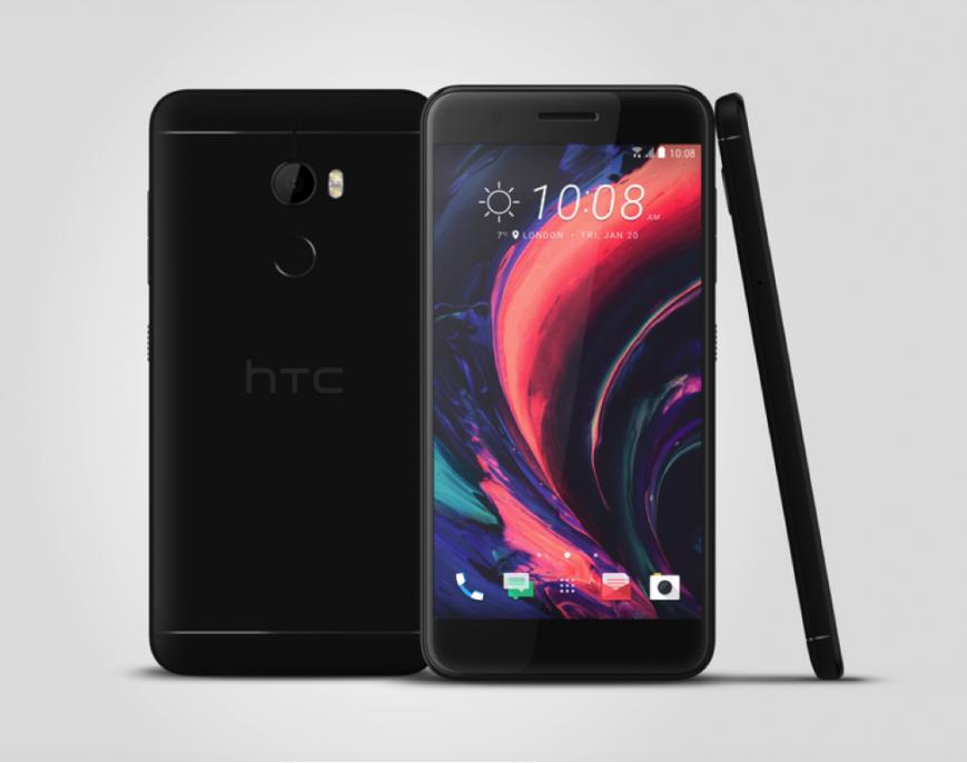 HTC представила смартфон One X10 в России