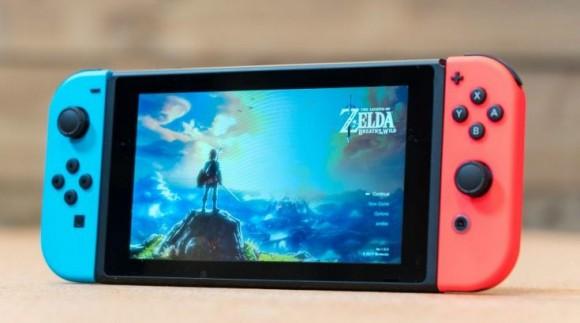Nintendo может выпустить Switch Mini в 2018 году