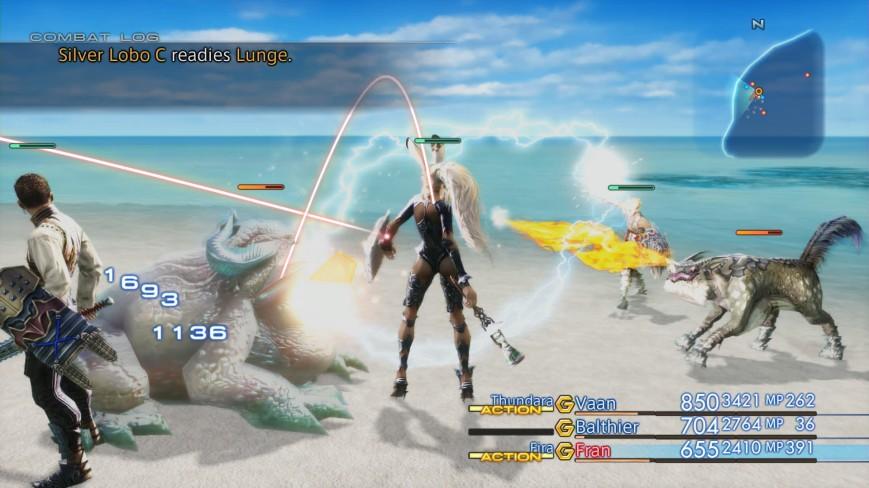 Square Enix опубликовала новые скриншоты Final Fantasy XII: The Zodiac Age