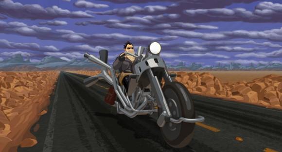 Full Throttle Remastered поступила в продажу