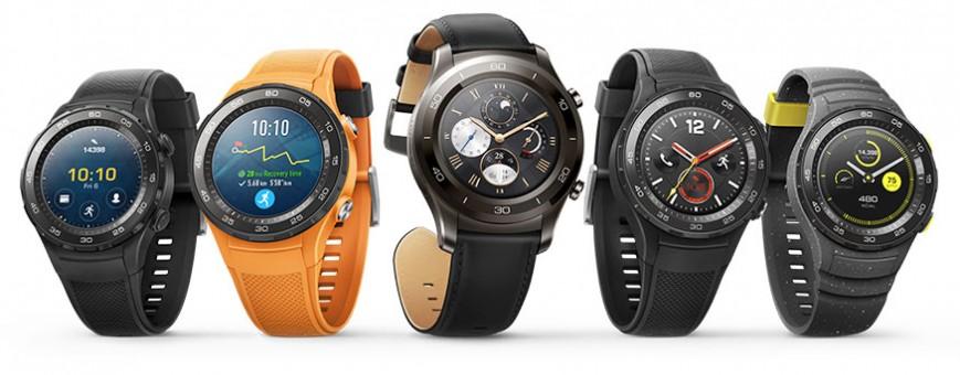 Смарт-часы Huawei Watch 2 поступили в продажу в России