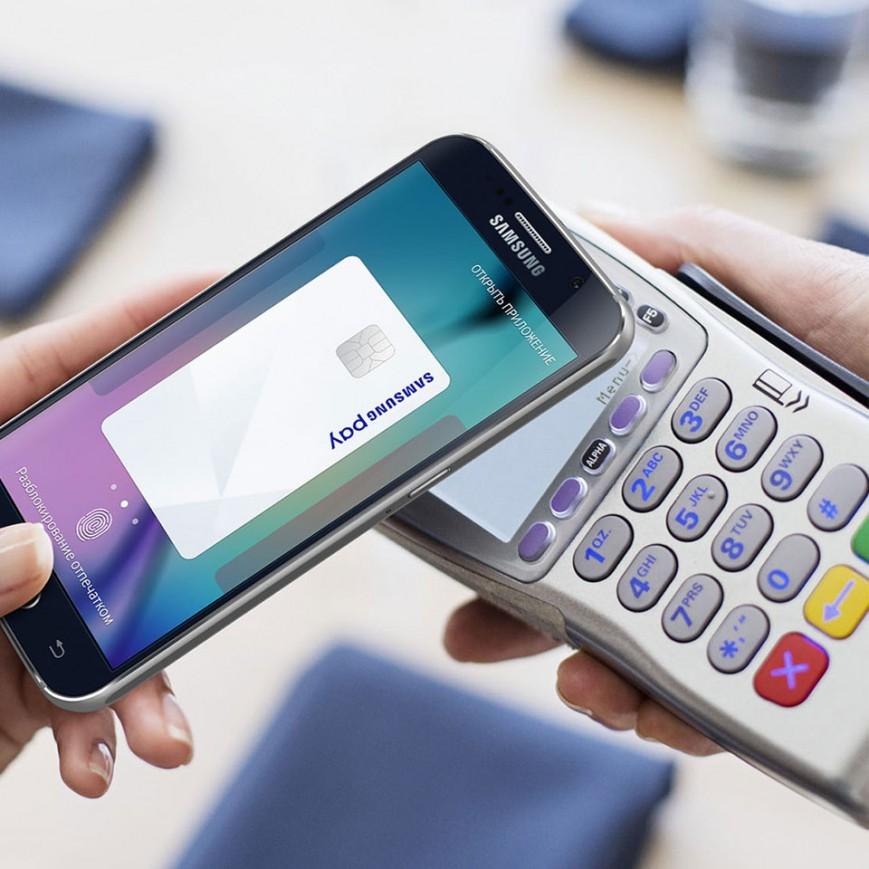 Samsung Pay заработал с картами Visa банка «Открытие»