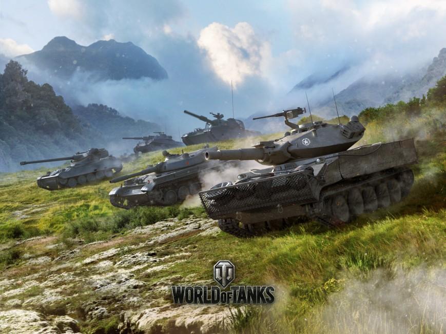 Вышло обновление World of Tanks с новым балансировщиком и легкими танками уровня X