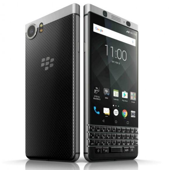 BlackBerry KEYone выйдет в США 31 мая