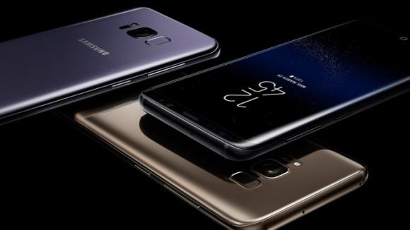 Стартовали продажи Samsung Galaxy S8 и S8+ в России