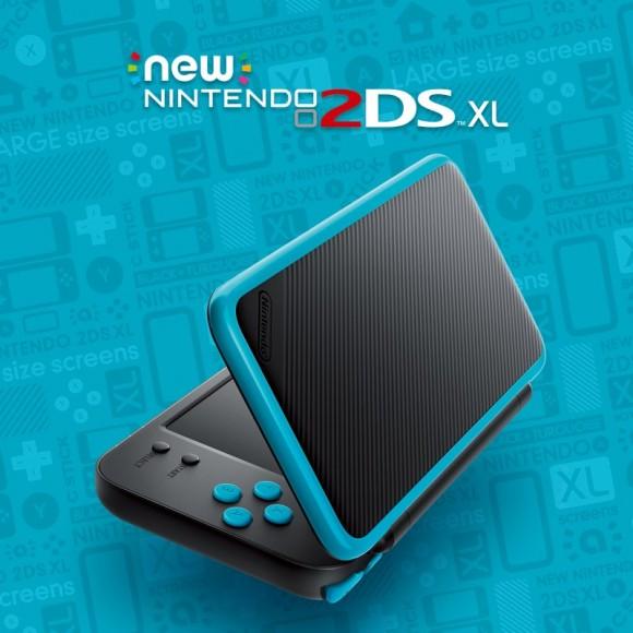 Nintendo анонсировала новую портативную приставку 2DS XL за $150