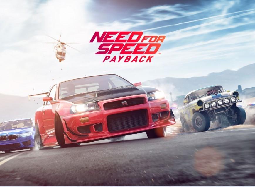 Need for Speed: Payback предложит интересный сюжет и нескольких героев