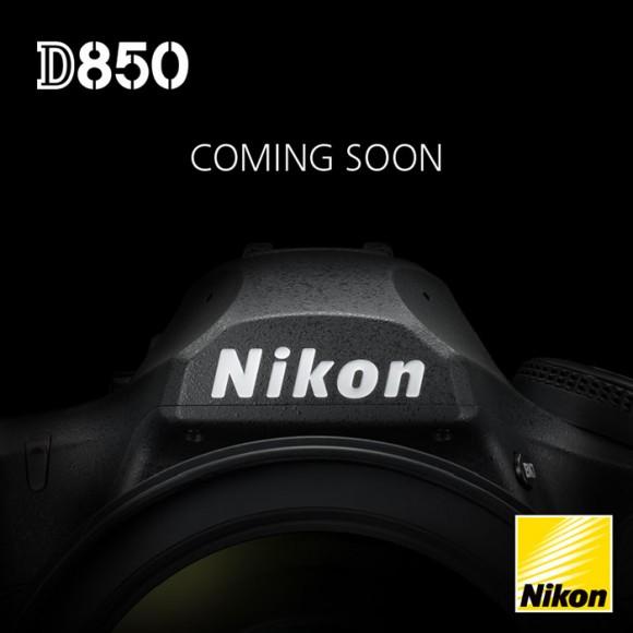 Nikon рассекретила полнокадровую зеркалку D850