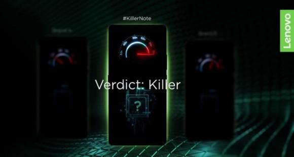 Lenovo подтвердила смартфон K7 Note