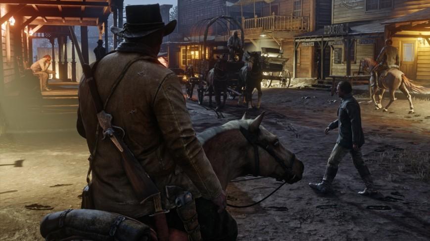 В Electronic Arts обрадовались переносу Red Dead Redemption 2