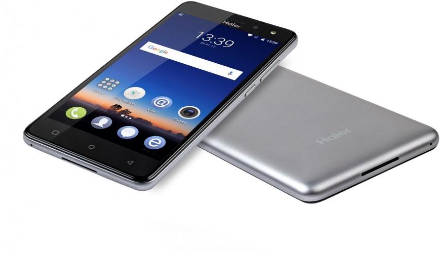 LTE-смартфон Haier G7 оценен дешевле 6 тысяч рублей