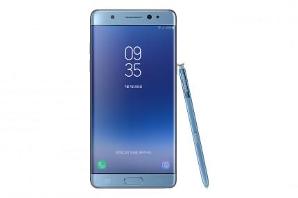 Samsung Galaxy Note Fan Edition представлен официально