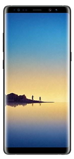 В сеть утек пресс-рендер Samsung Galaxy Note 8