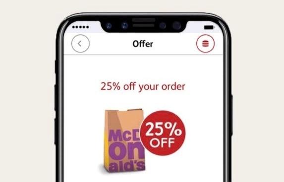 Макдоналдс показал iPhone 8