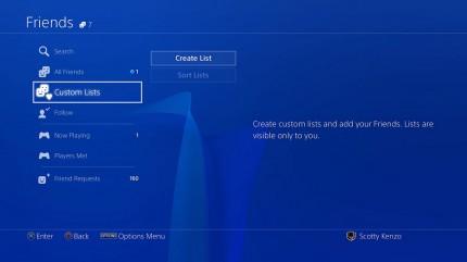 Начинается бета-тестирование ПО PlayStation 4 версии 5.00 с семейным доступом