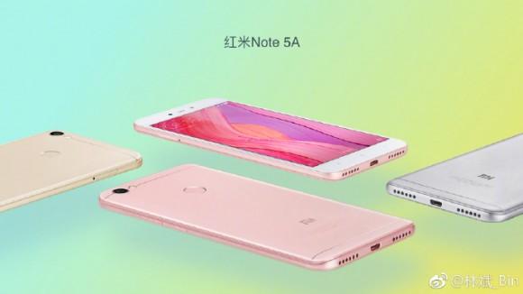 Глава Xiaomi показал Redmi Note 5A до анонса