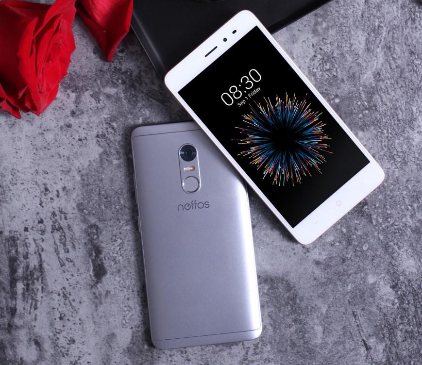 Смартфон TP-Link Neffos X1 Lite выходит в России