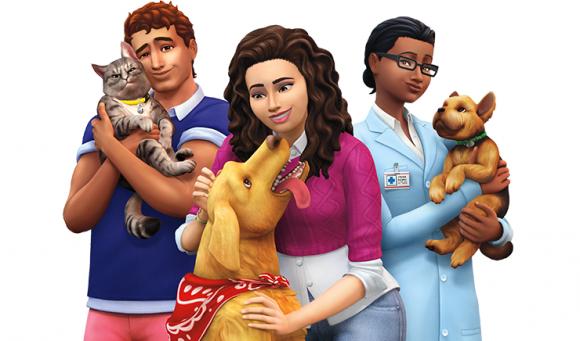 Дополнение The Sims 4 «Кошки и собаки» принесет редактор по созданию питомцев