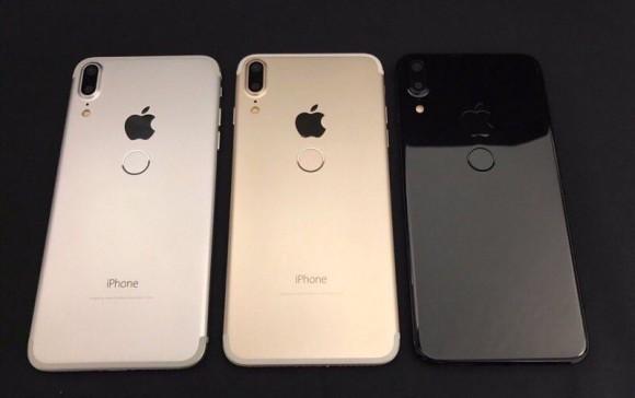 Макеты iPhone 8