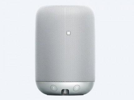 Sony представила смарт-колонку с поддержкой Google Assistant