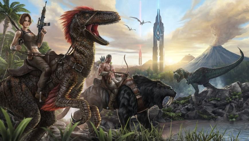Финальный вариант Ark: Survival Evolved выйдет 29 августа
