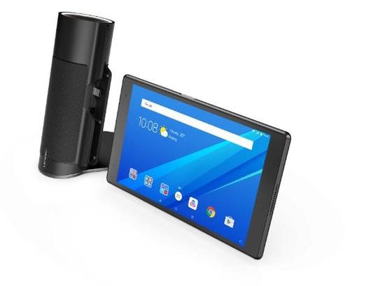 Домашний помощник Lenovo Home Assistant работает в паре с планшетами Tab 4