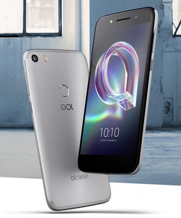 Стильный смартфон Alcatel Idol 5 ориентирован на молодежь