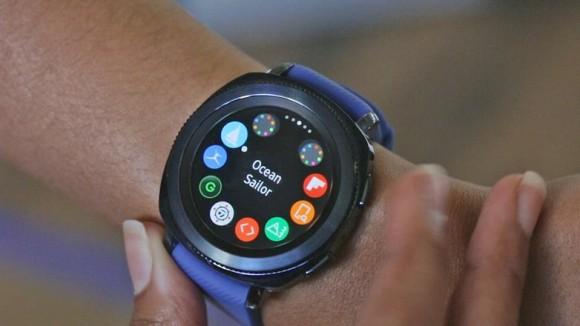 Samsung Gear Sport с Tizen 3.0
