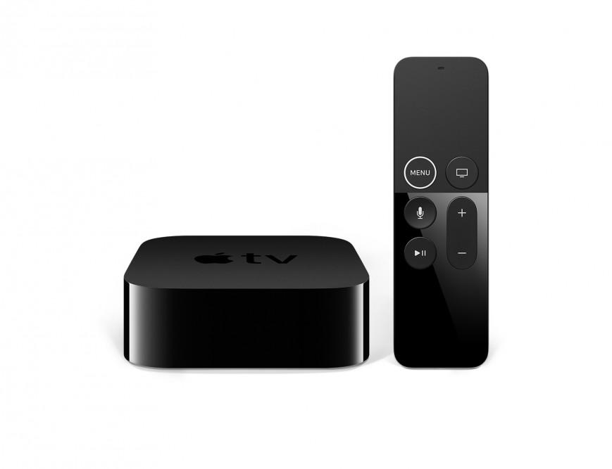 Телепристака Apple TV 4K поступила в продажу