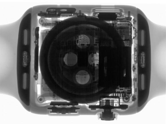 Смарт-часы Apple Watch Series 3 разобраны и изучены