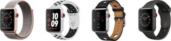 Apple выпустила первую бету watchOS 4.1 со стримингом Apple Music