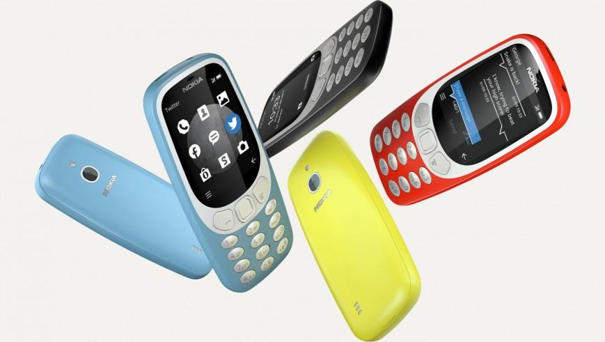 Nokia 3310 с поддержкой 3G представлен официально