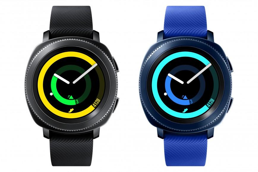 Объявлена российская цена Samsung Gear Sport