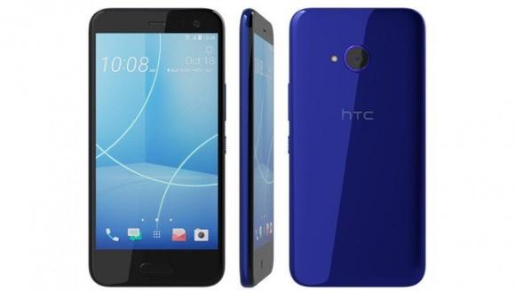 HTC U11 Life засветился у оператора до анонса