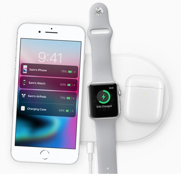 Станция беспроводной зарядки AirPower от Apple обойдется в 200 долларов