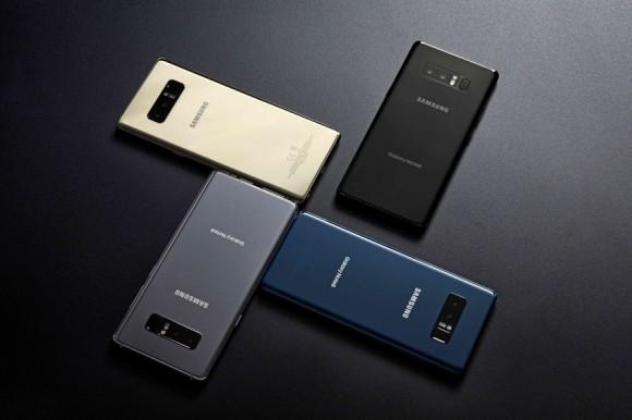 Пользователи Samsung Galaxy Note 8 жалуются на зависания