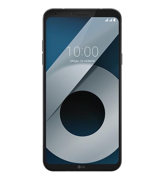 Стартовали продажи LG Q6+ в России
