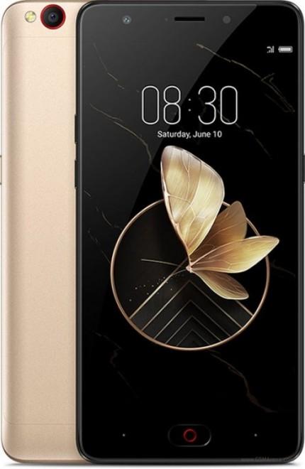 Смартфон ZTE Nubia M2 Play появился в России
